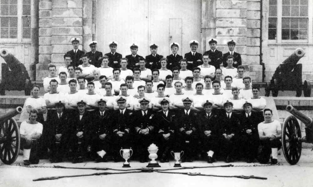 1954-crew