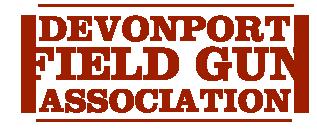 Devonport Command Field Gun