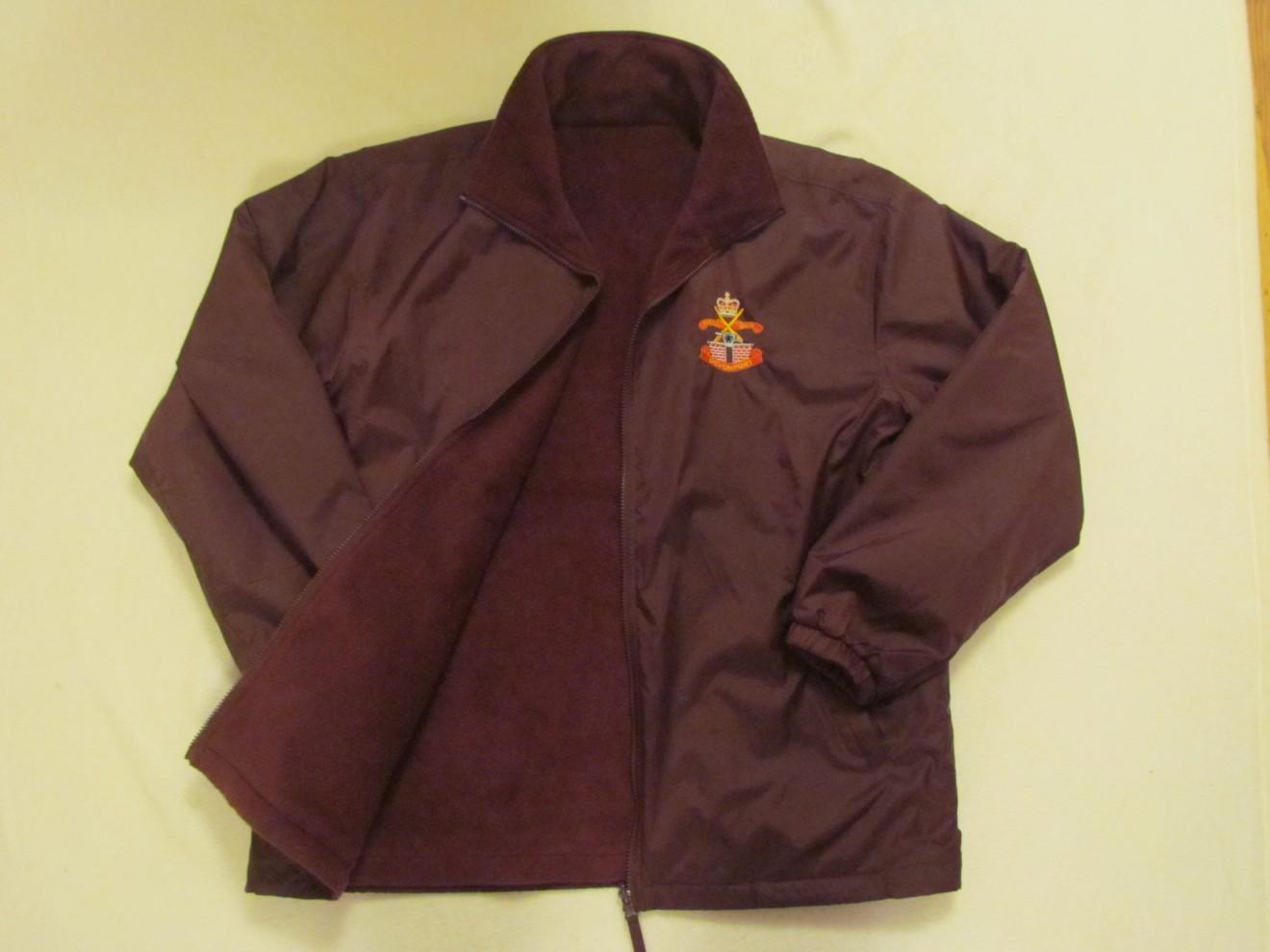 Association Fleece Lined Jacket 2014